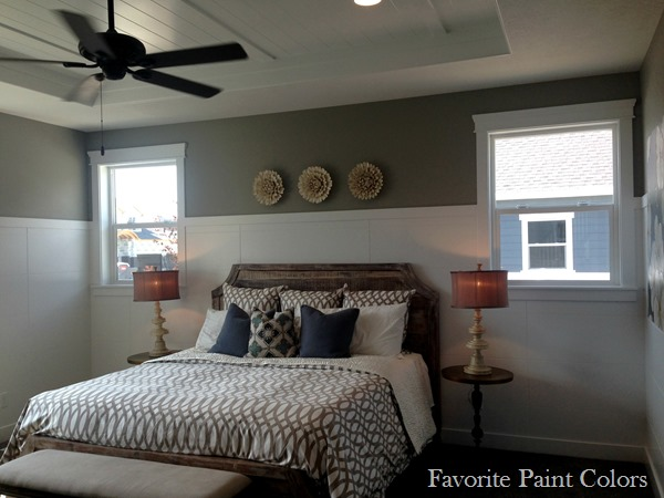 dorian gray and extra white home tour favorite paint colors blog