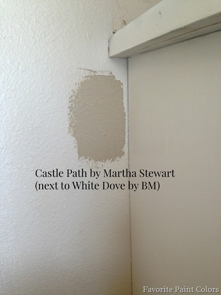 castle path by Martha Stewart