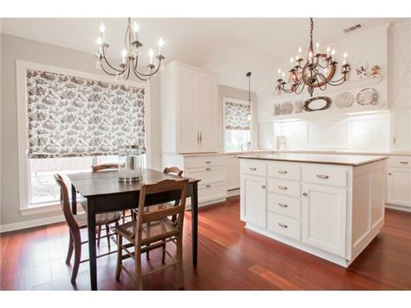 Kitchen paint color - Whole House Color Scheme