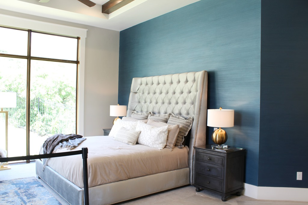 parade of homes paint color scheme and tour favorite 19095 | masterbed
