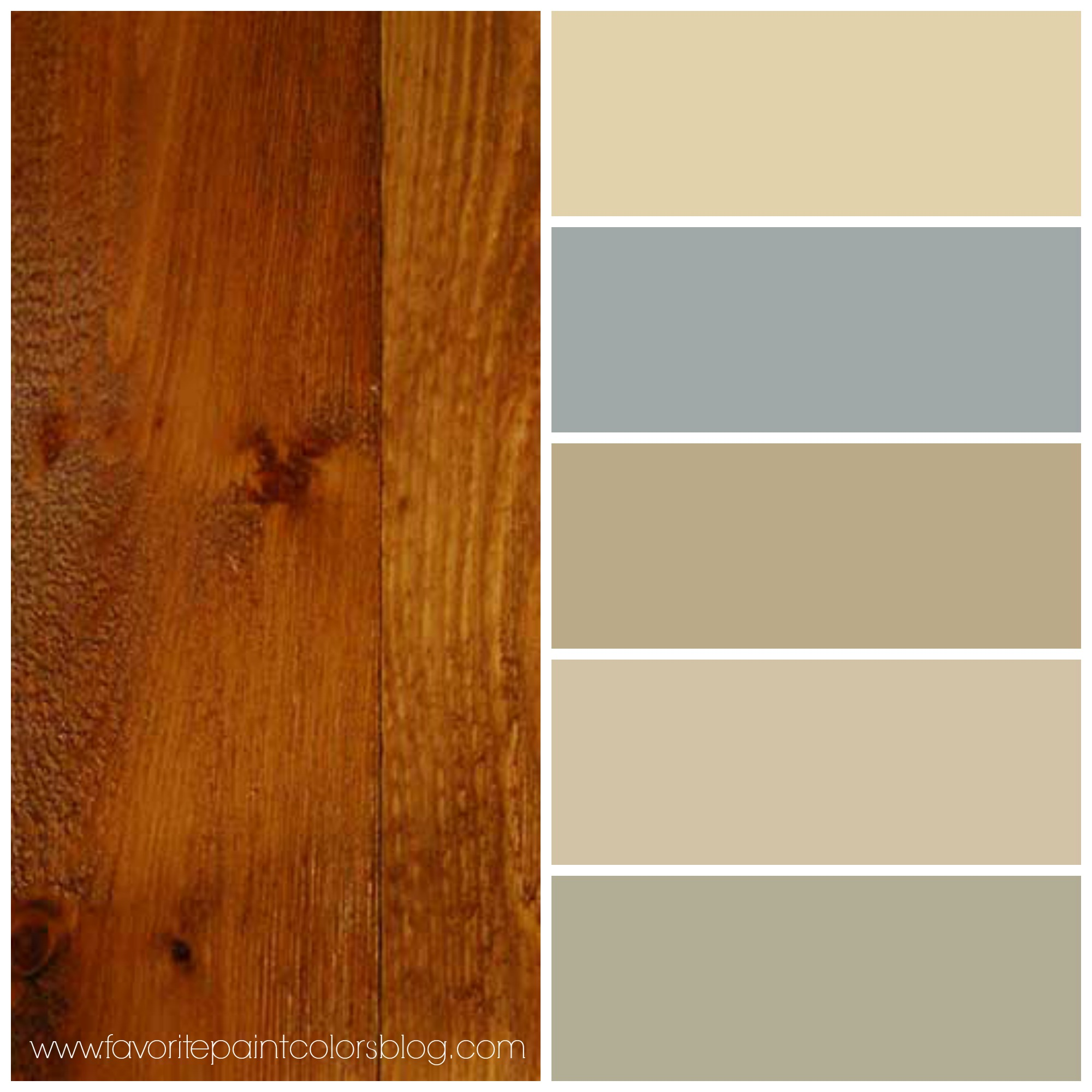 Wood trim favorite paint colors blog Wood colour paint