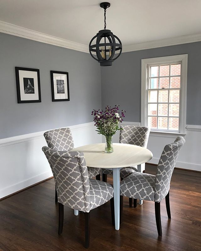 Paint colors of instagram favorite paint colors blog - Our fave color for dining room decorating ideas ...